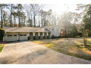 4352 Huntington Circle, Dunwoody, GA 30338 (MLS #5810087) :: North Atlanta Home Team