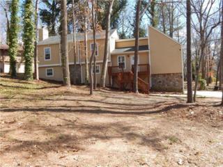 670 Lost Creek Circle, Stone Mountain, GA 30088 (MLS #5810175) :: North Atlanta Home Team