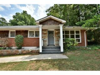 2773 Mcafee Road, Decatur, GA 30032 (MLS #5810221) :: North Atlanta Home Team