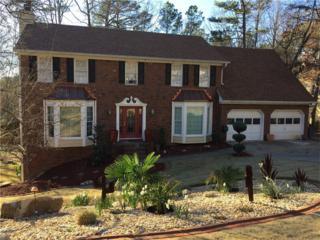 595 Wood Valley Trace, Roswell, GA 30076 (MLS #5810241) :: North Atlanta Home Team