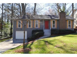 282 Seminole Drive NE, Marietta, GA 30060 (MLS #5810654) :: North Atlanta Home Team