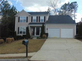 5080 Bankside Way, Norcross, GA 30092 (MLS #5810805) :: North Atlanta Home Team