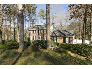 1182 Colony Drive, Marietta, GA 30068 (MLS #5810897) :: North Atlanta Home Team