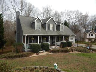41 Miltons Walk SE, Cartersville, GA 30120 (MLS #5811248) :: North Atlanta Home Team