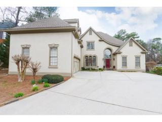 115 Shadow Creek Chase, Alpharetta, GA 30022 (MLS #5811278) :: North Atlanta Home Team