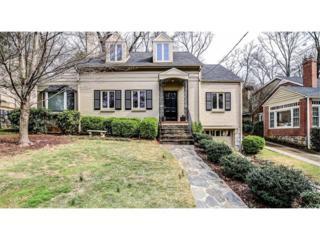 517 Princeton Way NE, Atlanta, GA 30307 (MLS #5811408) :: North Atlanta Home Team