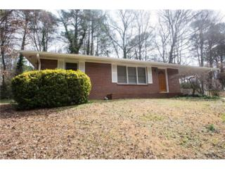 511 Meadowbrook Drive, Marietta, GA 30067 (MLS #5811527) :: North Atlanta Home Team