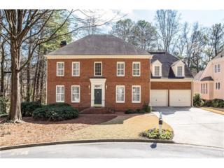 245 Woodchase Close NE, Sandy Springs, GA 30319 (MLS #5811646) :: North Atlanta Home Team