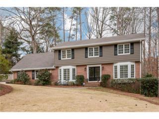 6250 Weatherly Drive, Sandy Springs, GA 30328 (MLS #5811741) :: North Atlanta Home Team