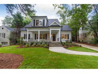 3171 Peachtree Drive, Atlanta, GA 30305 (MLS #5811814) :: North Atlanta Home Team
