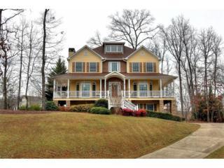 37 Cj Drive, Euharlee, GA 30145 (MLS #5811890) :: North Atlanta Home Team