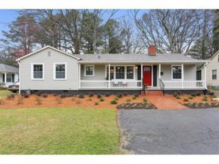 343 Freyer Drive NE, Marietta, GA 30060 (MLS #5811927) :: North Atlanta Home Team