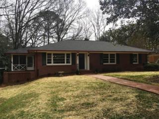 491 Columbia Drive SW, Marietta, GA 30064 (MLS #5812144) :: North Atlanta Home Team