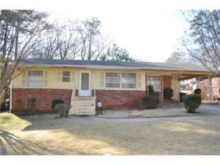 1855 Shamrock Drive, Decatur, GA 30032 (MLS #5812247) :: North Atlanta Home Team