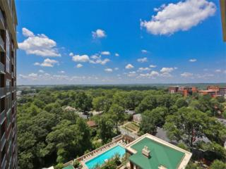 1820 Peachtree Street NW #1404, Atlanta, GA 30309 (MLS #5812375) :: North Atlanta Home Team
