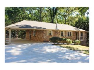 4255 Nowlin Drive SE, Smyrna, GA 30082 (MLS #5812640) :: North Atlanta Home Team
