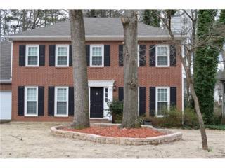 1580 Milford Creek Lane SW, Marietta, GA 30008 (MLS #5812646) :: North Atlanta Home Team