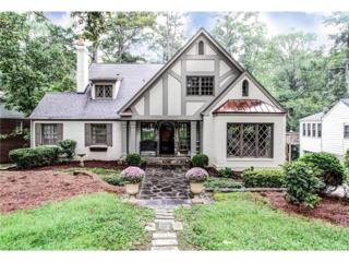 2977 Dale Drive NE, Atlanta, GA 30305 (MLS #5812649) :: North Atlanta Home Team