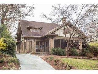 965 Ralph Mcgill, Atlanta, GA 30306 (MLS #5812719) :: North Atlanta Home Team