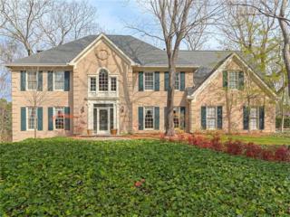 345 Cameron Ridge Drive, Sandy Springs, GA 30328 (MLS #5813080) :: North Atlanta Home Team