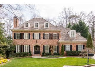4555 Peachtree Dunwoody Road, Sandy Springs, GA 30342 (MLS #5813605) :: North Atlanta Home Team