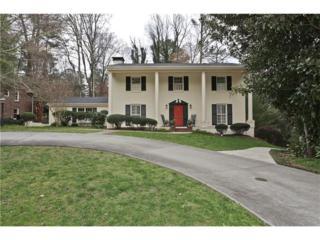2049 Castleway Lane NE, Atlanta, GA 30345 (MLS #5813664) :: North Atlanta Home Team