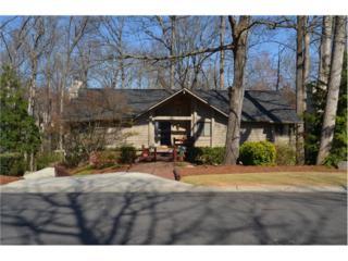 1003 Muirfield Drive, Marietta, GA 30068 (MLS #5814103) :: North Atlanta Home Team