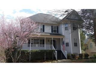 34 Bucky Street, Euharlee, GA 30145 (MLS #5814364) :: North Atlanta Home Team
