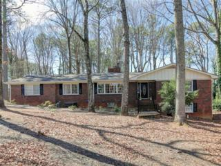 507 Saint Annes Road, Marietta, GA 30064 (MLS #5814544) :: North Atlanta Home Team