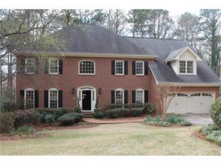 3358 E Terrell Branch Court SE, Marietta, GA 30067 (MLS #5814638) :: North Atlanta Home Team