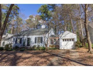 1912 Edinburgh Terrace, Atlanta, GA 30307 (MLS #5814973) :: North Atlanta Home Team