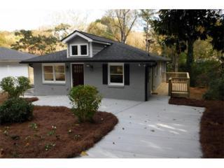 2359 Poplar Springs Drive NE, Brookhaven, GA 30319 (MLS #5815129) :: North Atlanta Home Team