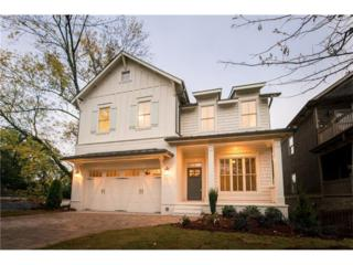 1387 Southland Vista Court NE, Atlanta, GA 30319 (MLS #5815335) :: The Zac Team @ RE/MAX Metro Atlanta