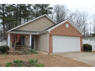 443 Topaz Drive, Dallas, GA 30132 (MLS #5815533) :: North Atlanta Home Team