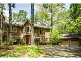 24 Ball Creek Hill, Sandy Springs, GA 30350 (MLS #5815602) :: North Atlanta Home Team