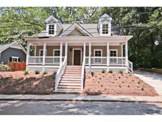 116 Holland Street NW, Marietta, GA 30064 (MLS #5815626) :: North Atlanta Home Team