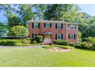 244 Eureka Drive, Atlanta, GA 30305 (MLS #5815636) :: North Atlanta Home Team