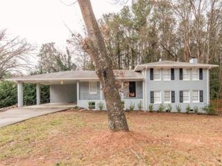 2620 Little John Trail SE, Marietta, GA 30067 (MLS #5816064) :: North Atlanta Home Team