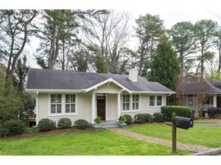 2305 Shenandoah Avenue, Atlanta, GA 30305 (MLS #5816227) :: North Atlanta Home Team