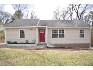 2329 Hillside Avenue, Decatur, GA 30032 (MLS #5816290) :: North Atlanta Home Team