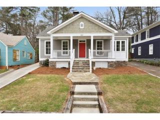 1050 Ormewood Avenue SE, Atlanta, GA 30316 (MLS #5816343) :: North Atlanta Home Team