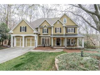1301 Hidden Brook Lane NW, Acworth, GA 30101 (MLS #5816370) :: North Atlanta Home Team