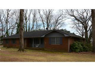 1395 White Oak Street SE, Conyers, GA 30013 (MLS #5816374) :: North Atlanta Home Team