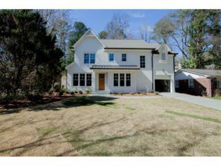 1722 Wayland Circle, Brookhaven, GA 30319 (MLS #5816578) :: North Atlanta Home Team