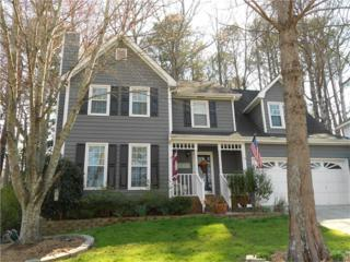 1015 Meadowsong Circle, Lawrenceville, GA 30043 (MLS #5817217) :: North Atlanta Home Team