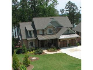390 Browns Point, Dawsonville, GA 30534 (MLS #5817493) :: North Atlanta Home Team
