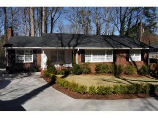 1484 Lavista Road, Atlanta, GA 30324 (MLS #5817825) :: North Atlanta Home Team