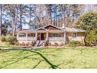 4280 Rickenbacker Way NE, Atlanta, GA 30342 (MLS #5817882) :: North Atlanta Home Team