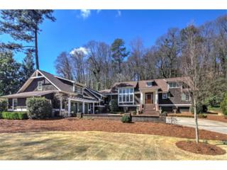 3540 Cochise Drive SE, Atlanta, GA 30339 (MLS #5817903) :: North Atlanta Home Team