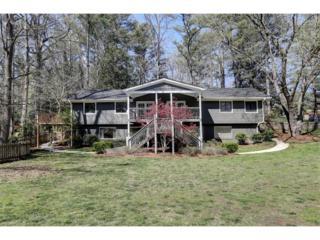 1165 Winding Creek Trail, Atlanta, GA 30328 (MLS #5817942) :: North Atlanta Home Team